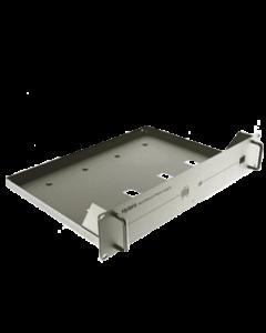 """Einbau-Kit für Netzteil PS22002 in einen 19""""-Rahmen (2U) grau"""