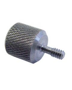 Rändelschraube für Seitenanschluss Stecker