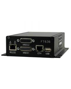 Line-Interface  FT636-IP, ohne Software und Engineering (IP Anschaltung)