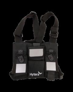 Nylon Brusttasche mit verstellbarem Schultergurt