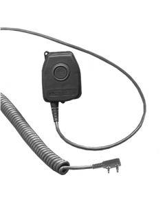 PTT-Adapter Kabel mit Nexus Buchse für Kenwood 2-pin