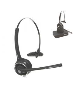 FreeVoice Bluetooth einseitige Sprechgarnitur mit Lippenmikrofon