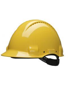 Bau-/Industriehelm Peltor G3000N, gelb