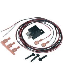 Relais und Kabel für externen Alarm