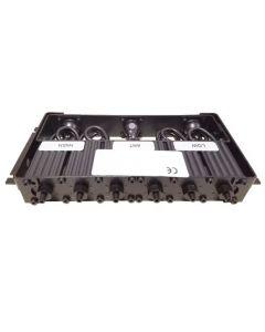 Duplexer VHF 136 - 156 MHz mit TX/RX 4-6 Mhz Spacing