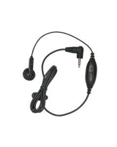 Kopfhörer mit integriertem Mikrofon und Inline PTT (3.5mm)