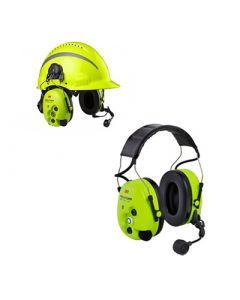 Gehörschutzgarnitur mit Bluetooth und Flex 2 Anschluss