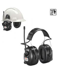 Gehörschutz mit FM Radio 3.5mm Audiobuchse
