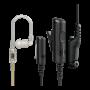 3-Draht Ohrhörer mit IMPRES Audio und PTT